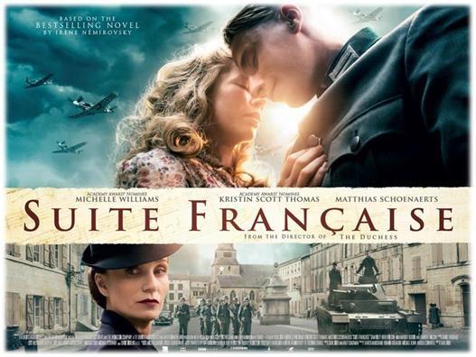 Suite française: musica, amore e guerra.