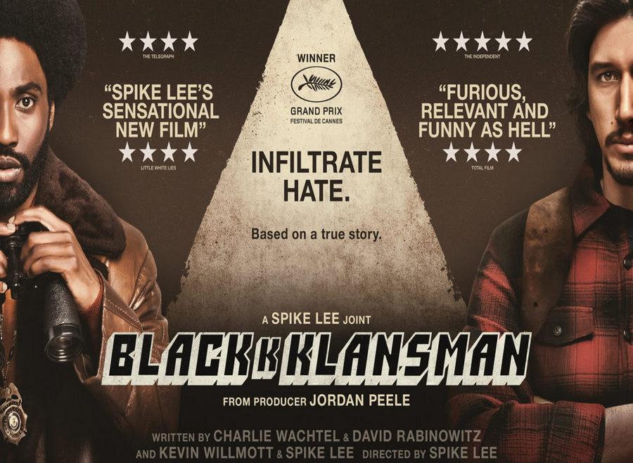 ANTIRAZZISTI CON STILE: BLACKKKLANSMAN