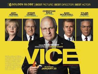 Vice: Camaleontismo e talento