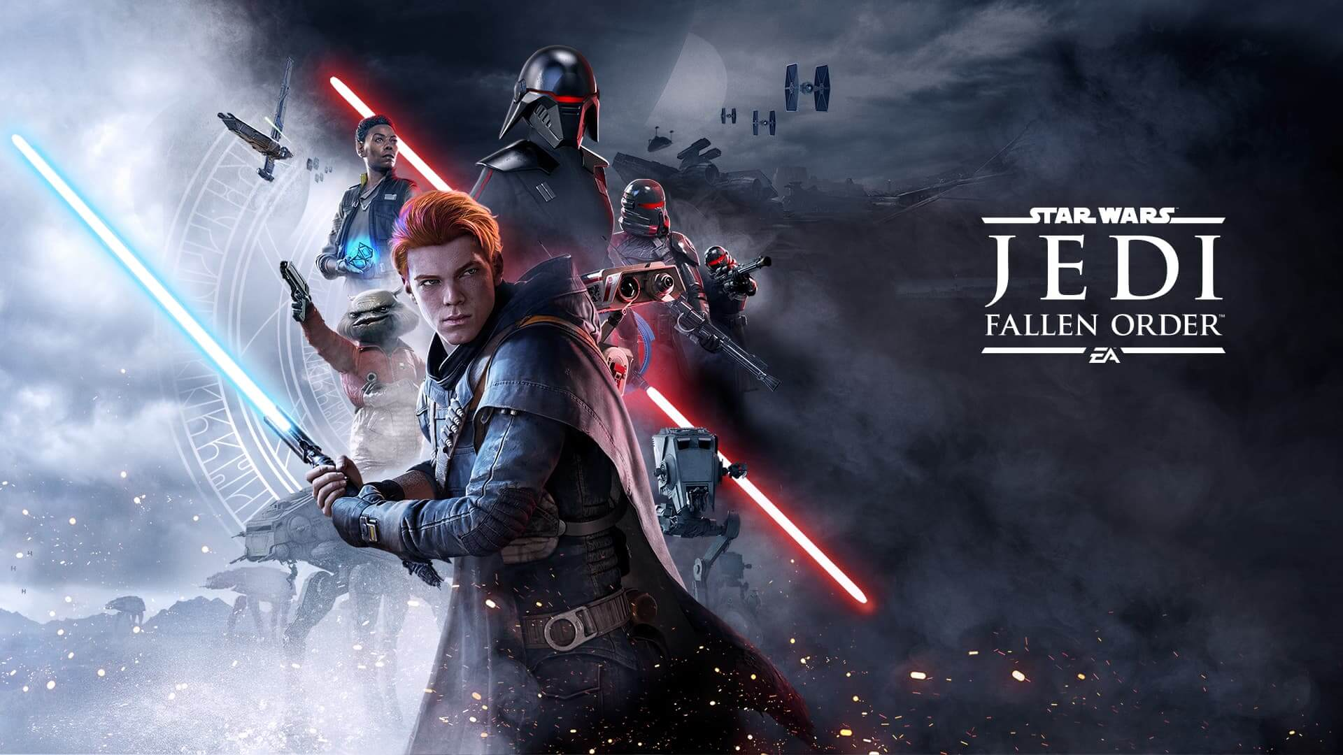 Star Wars Jedi: Fallen Order, finalmente disponibile!