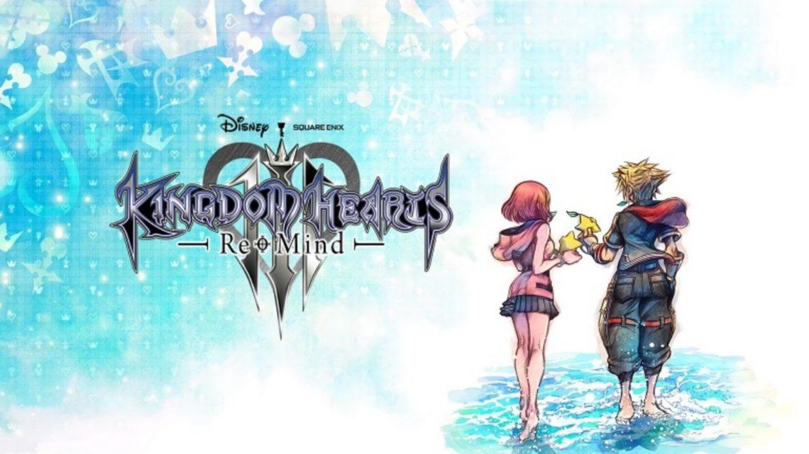 Kingdom Hearts 3 – ReMind