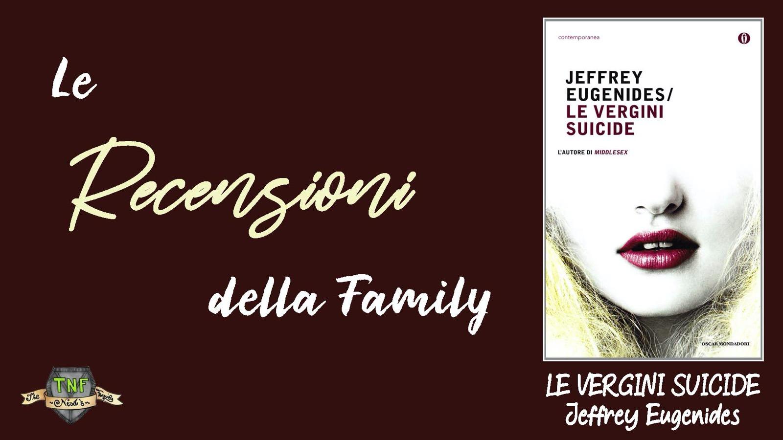 le vergini suicide _book