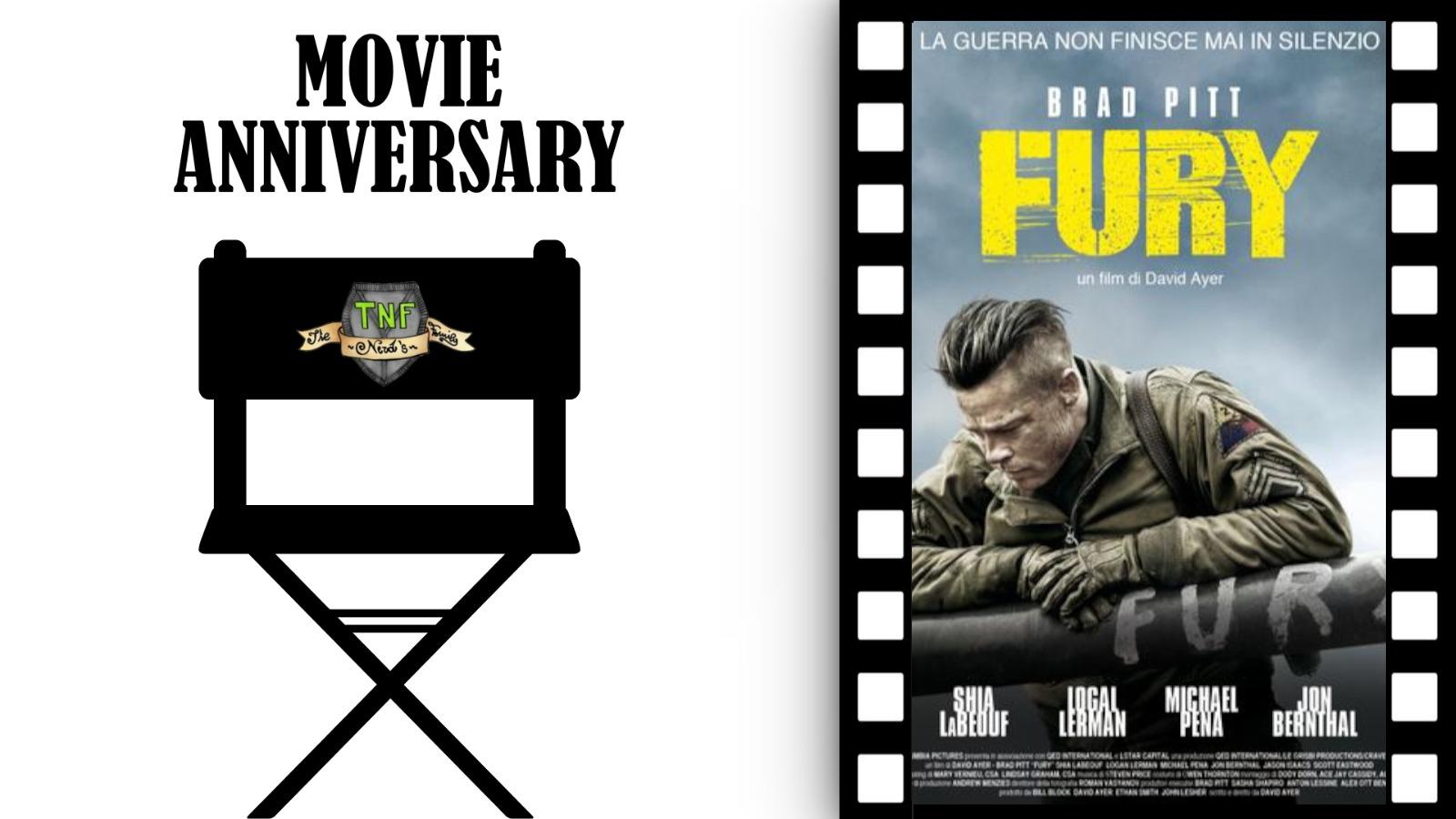 Fury _movieanniversary