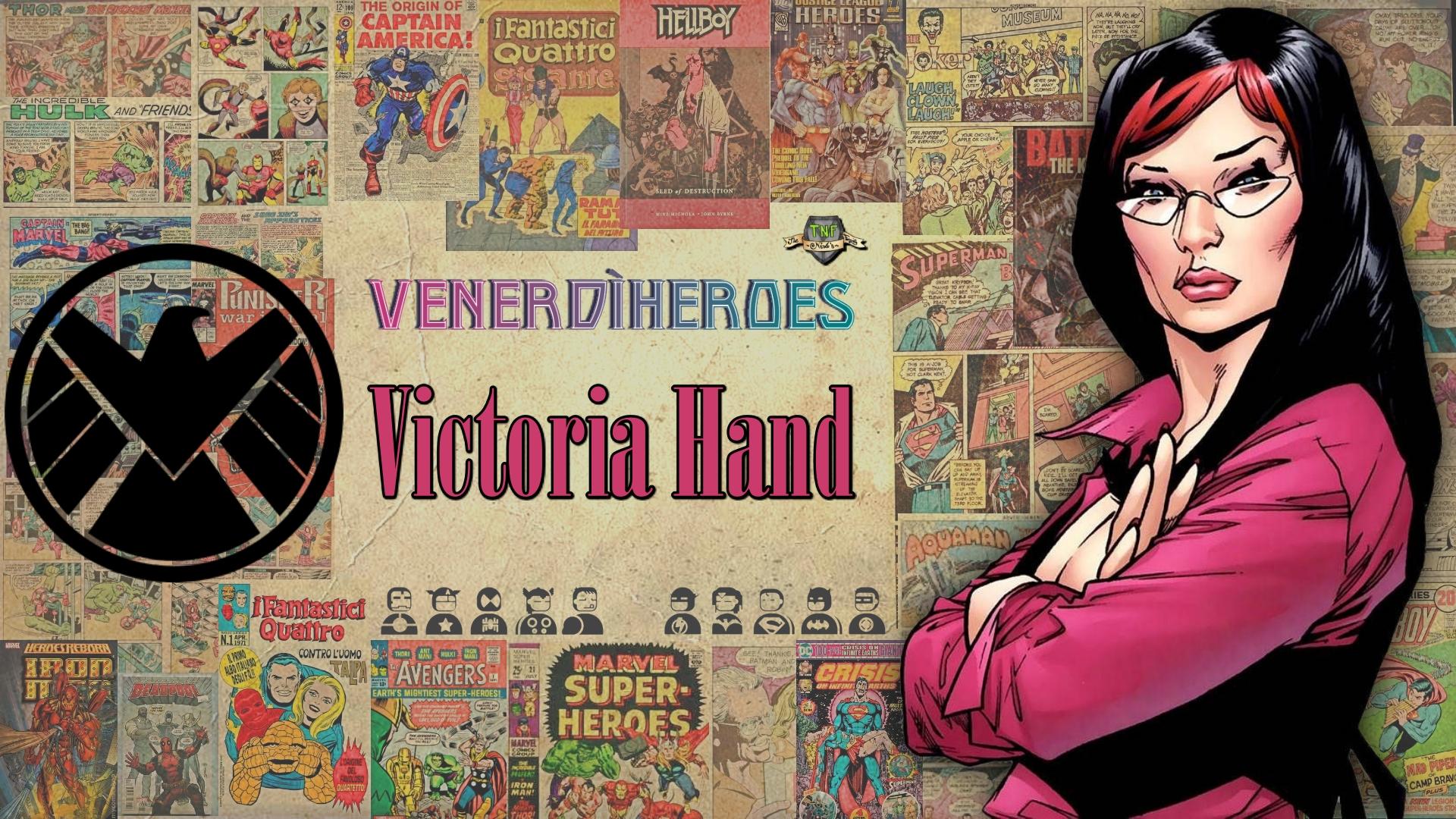 Victoria Hand