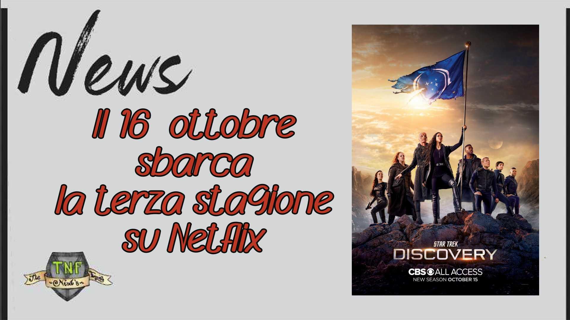 Star Trek:Discovery - terza stagione