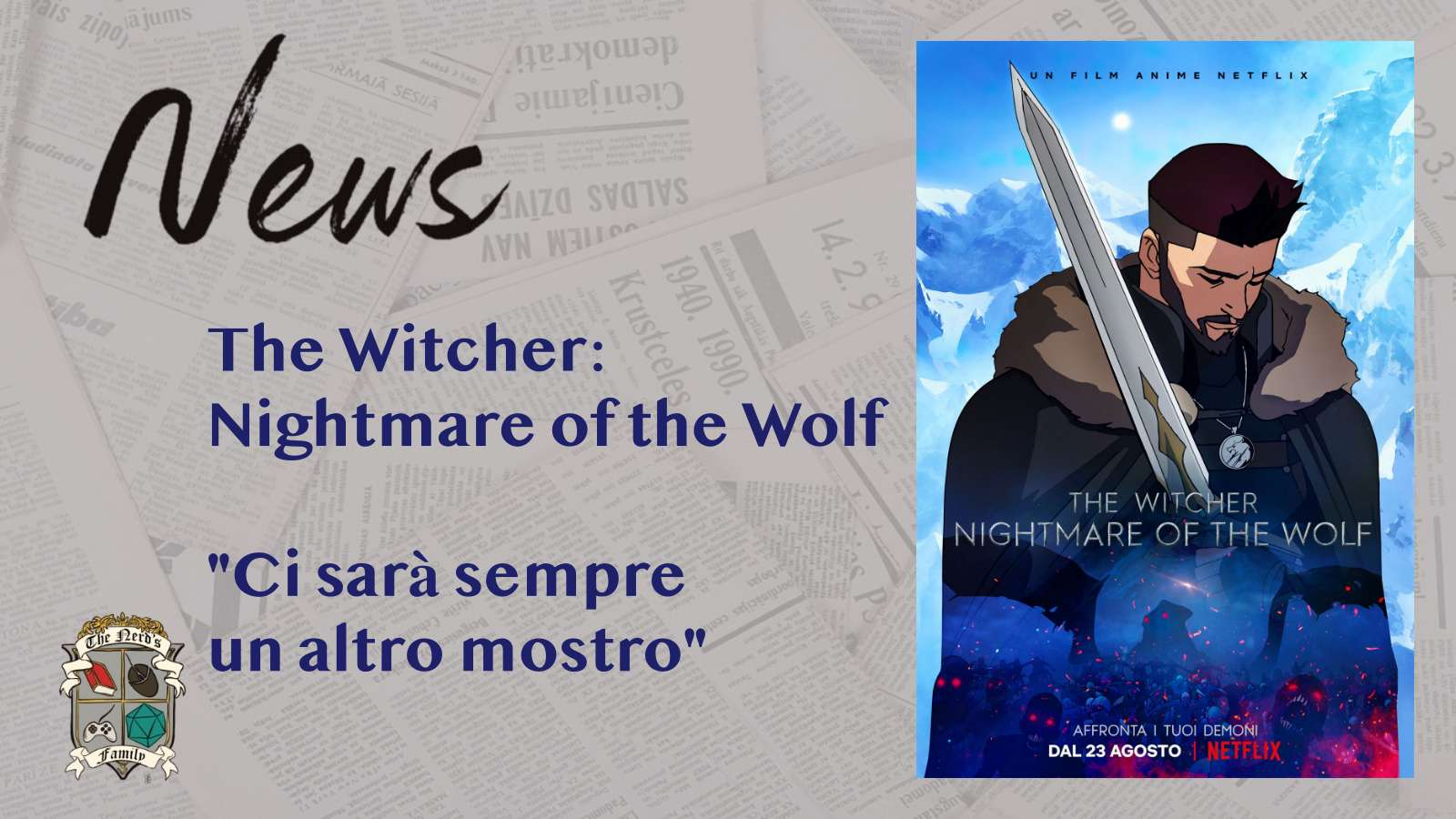 The Witcher: Nightmare